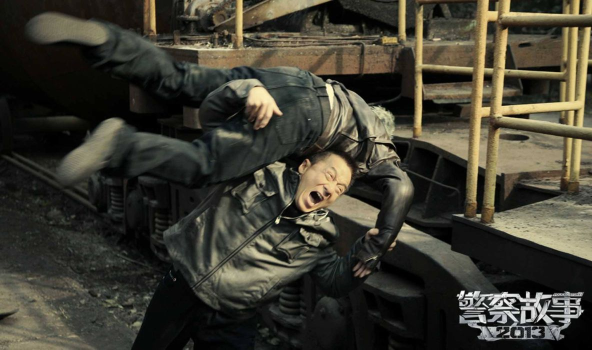 POLICE STORY martial arts crime thriller action jackie chan (25) wallpaper