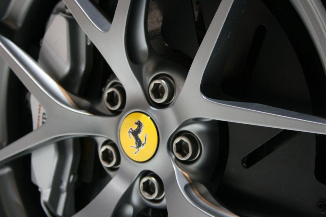 Ferrari Wheels wallpaper