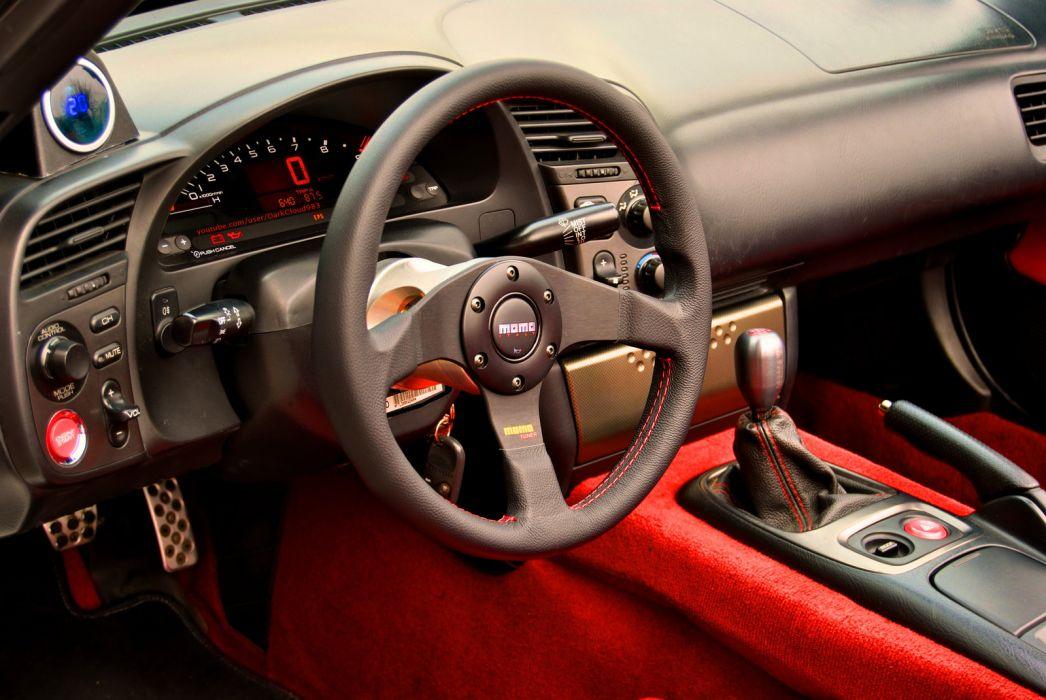 Cockpit / Honda S2000 wallpaper