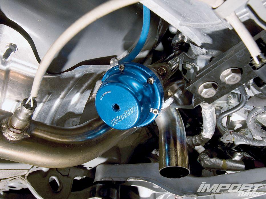 Greddy External Wastegate / Nissan 370z wallpaper