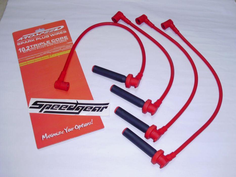 Aerospeed Spark Plug Wires wallpaper