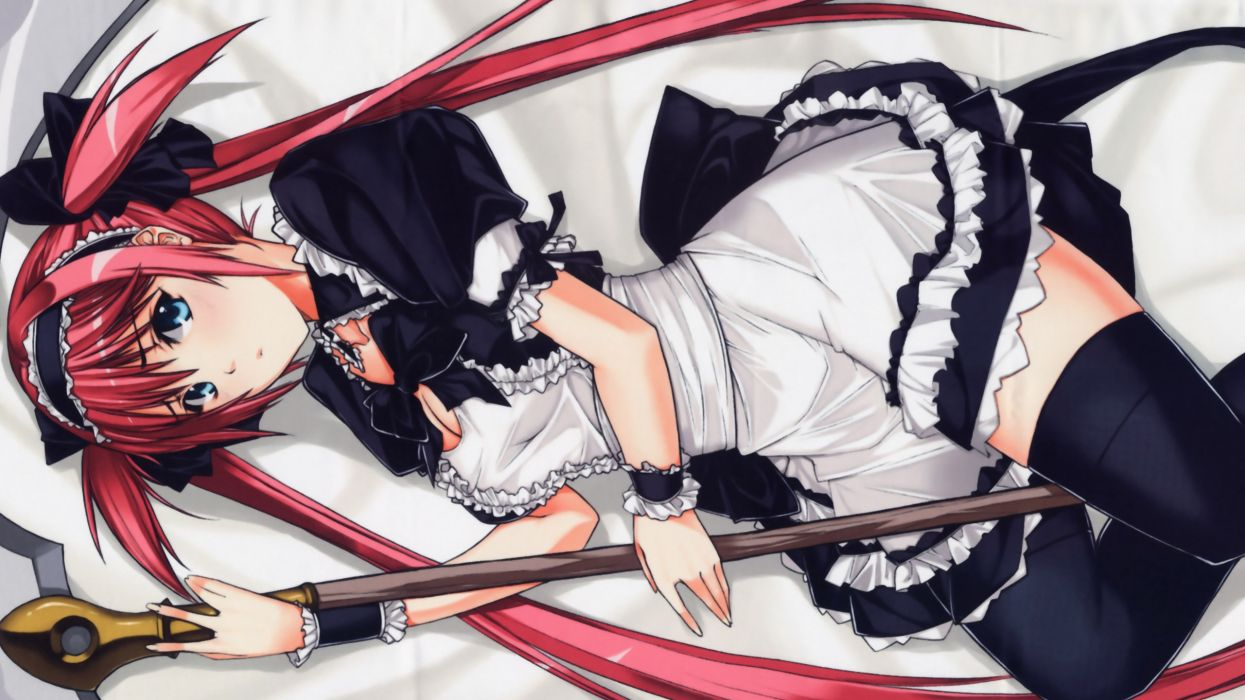 maids Queens blade wallpaper