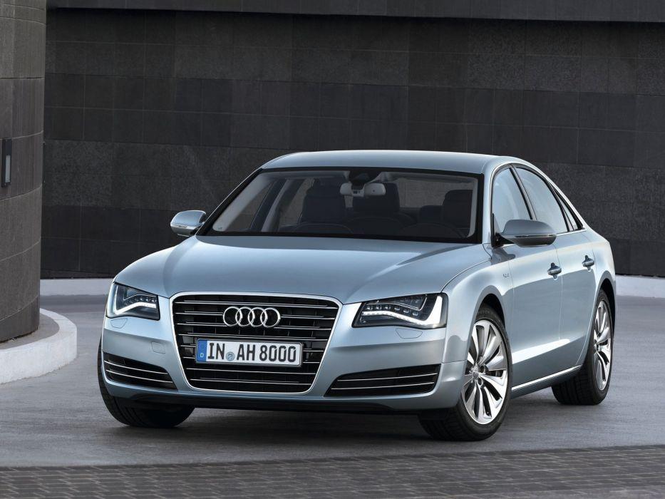 Hybrid Audi A8 wallpaper