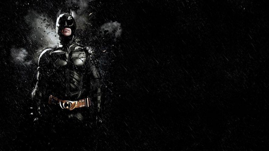 Batman dark Batman The Dark Knight Rises wallpaper