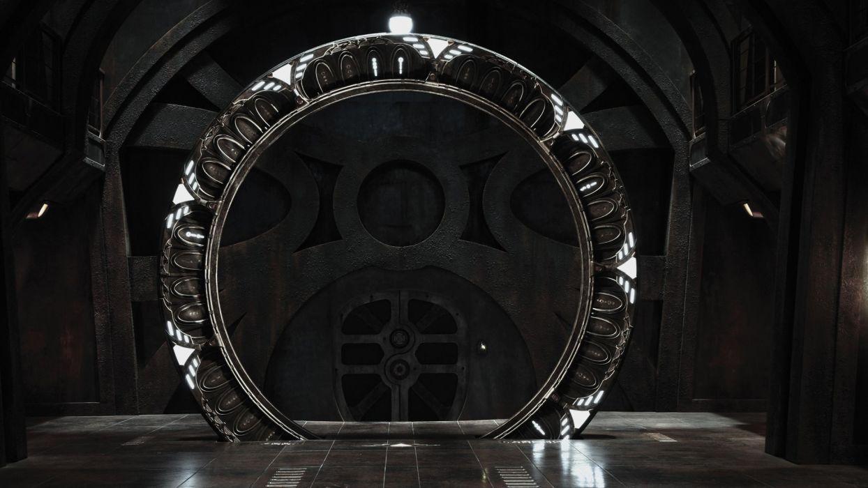 Stargate Stargate Universe science fiction TV shows wallpaper