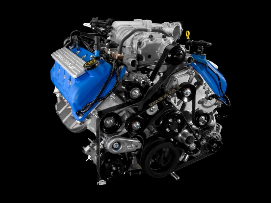 engines Ford Shelby Ford Mustang Shelby GT500 wallpaper