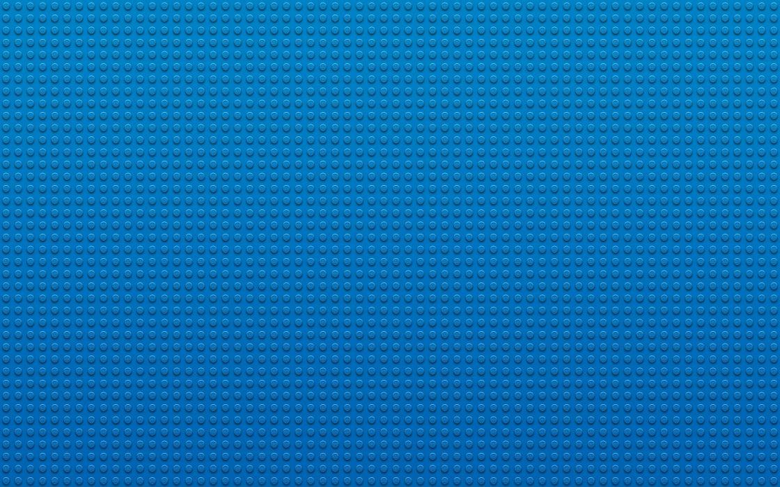 blue textures dots Legos wallpaper