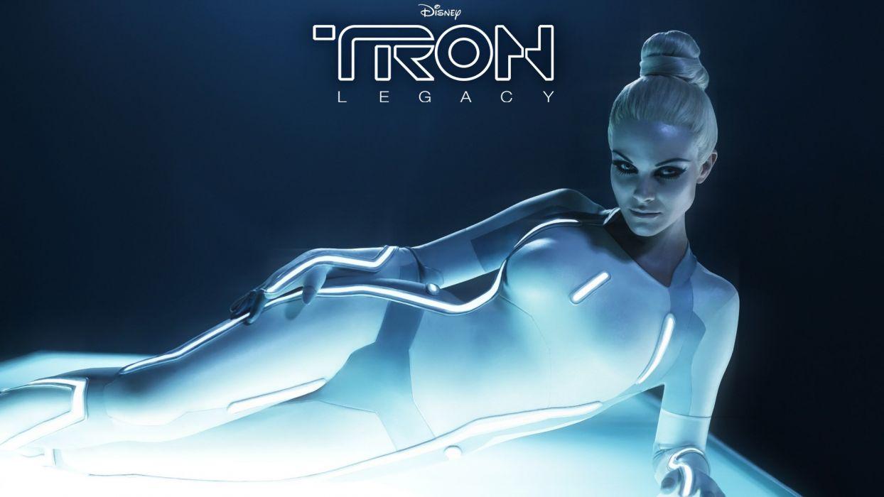 film Tron Tron Legacy wallpaper