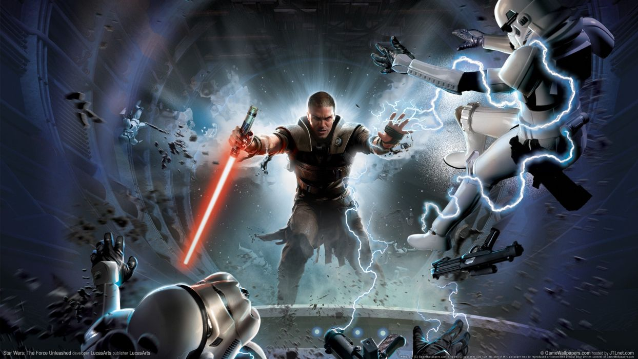 Star Wars video games wallpaper