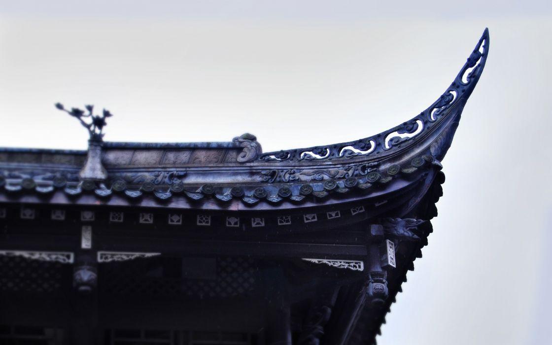 Japan architecture Asian architecture wallpaper