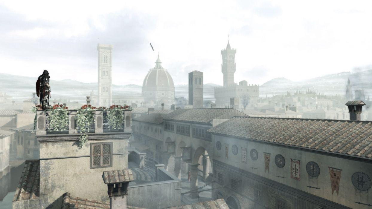 video games screenshots Assassins Creed 2 wallpaper