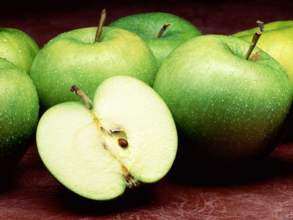 fruits apples Complex Magazine wallpaper