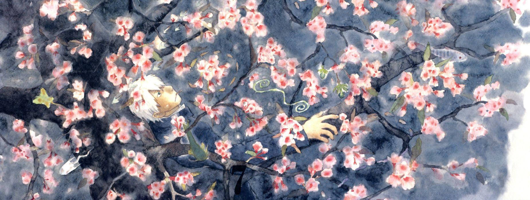 Mushishi Ginko wallpaper