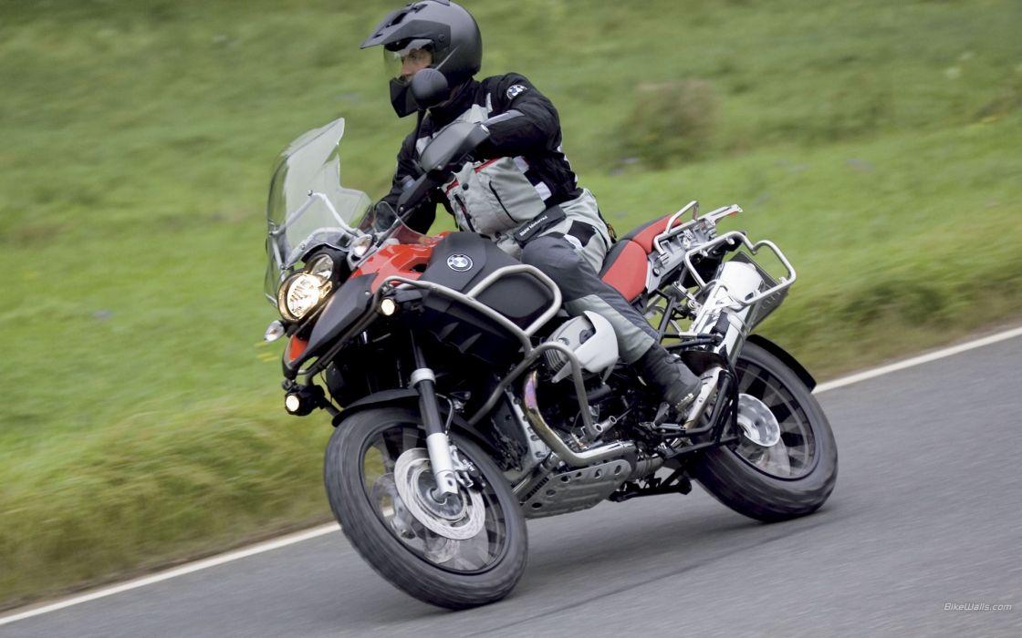BMW motorbikes adventure wallpaper