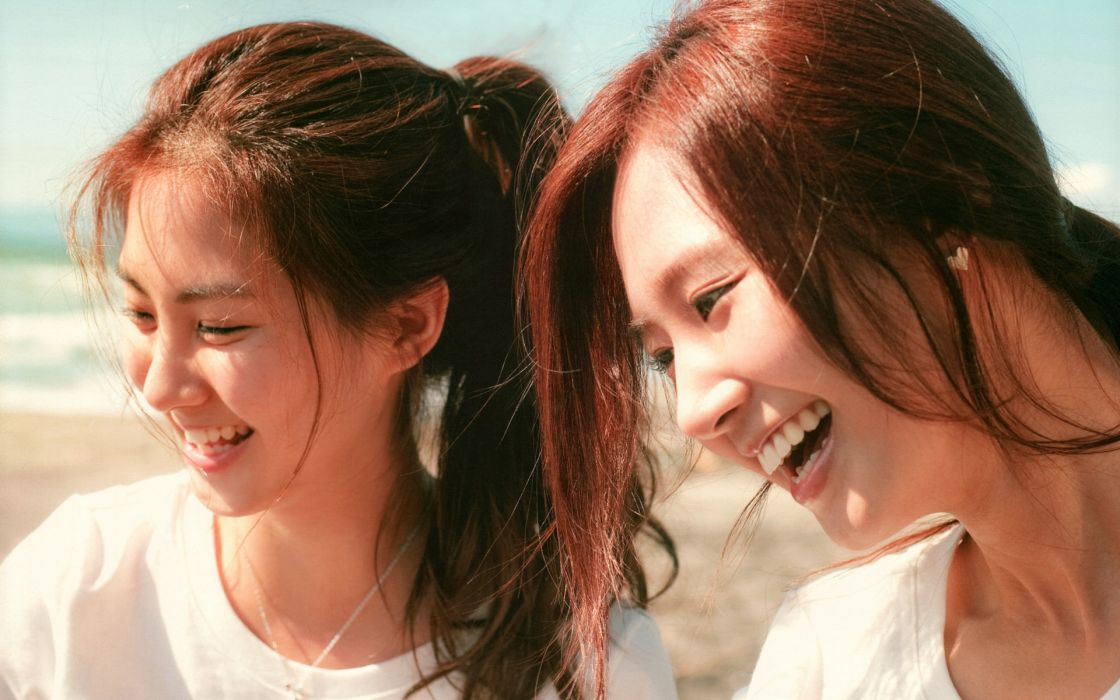 women Girls Generation SNSD celebrity Seohyun singers Kwon Yuri wallpaper