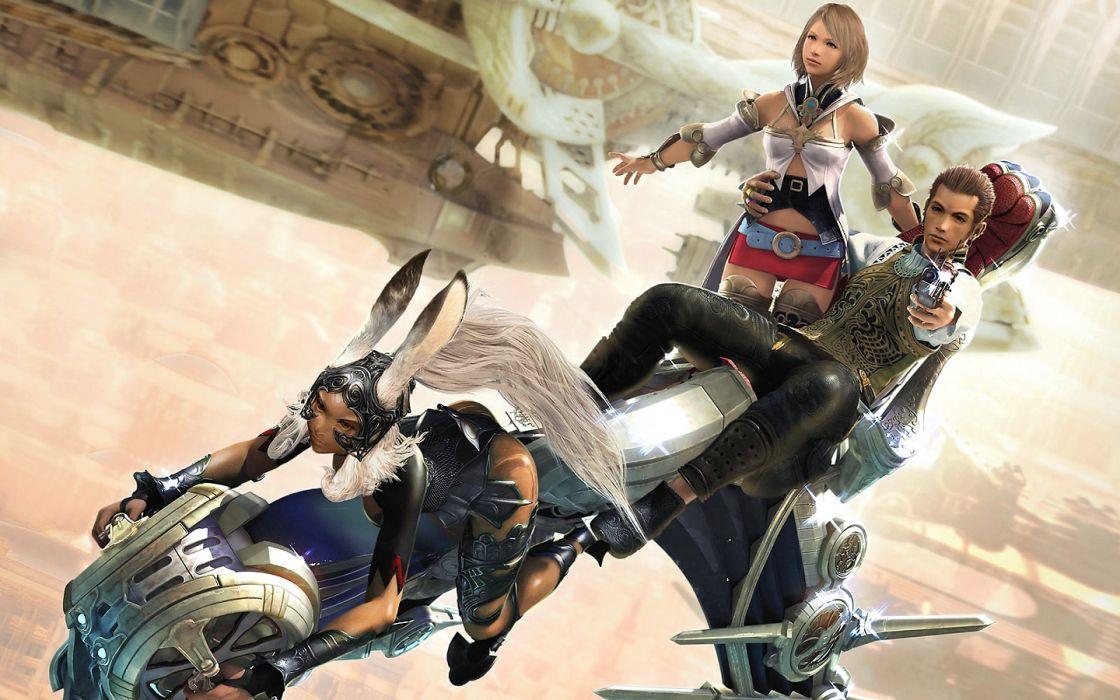 Final Fantasy Final Fantasy XII wallpaper