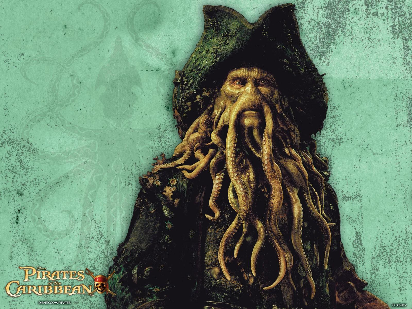 Pirates of the Caribbean Davy Jones Adult Costume