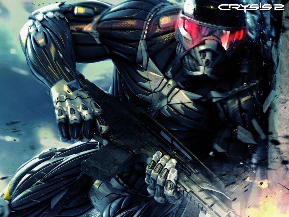 video games Crysis Crysis 2 Crysis Warhead wallpaper