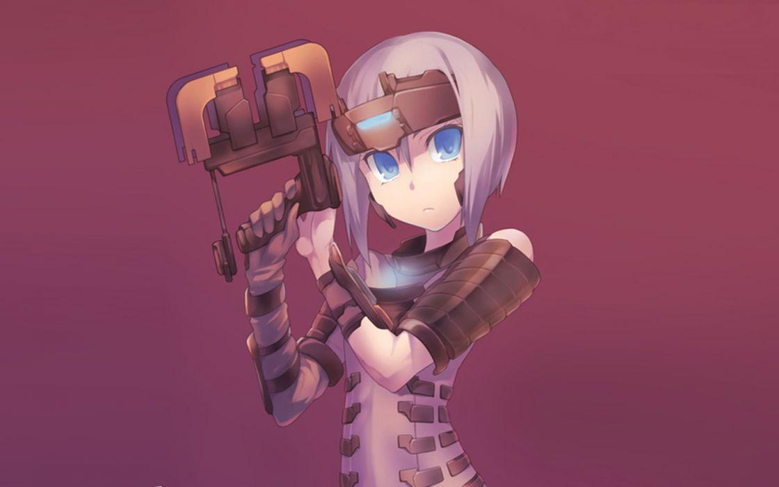 video games Dead Space anime anime girls wallpaper