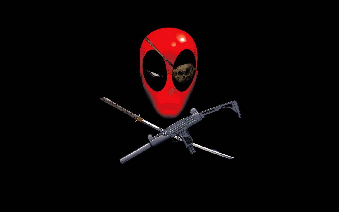 Deadpool Wade Wilson wallpaper