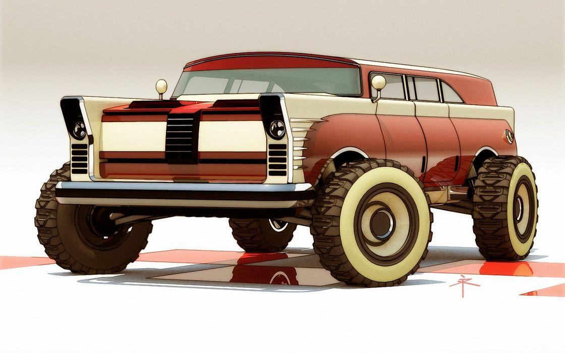 cars concept cars retro cars wallpaper