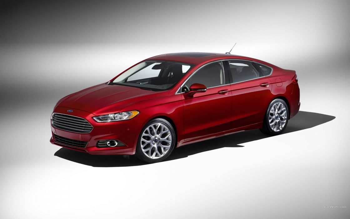 cars Ford Fusion wallpaper