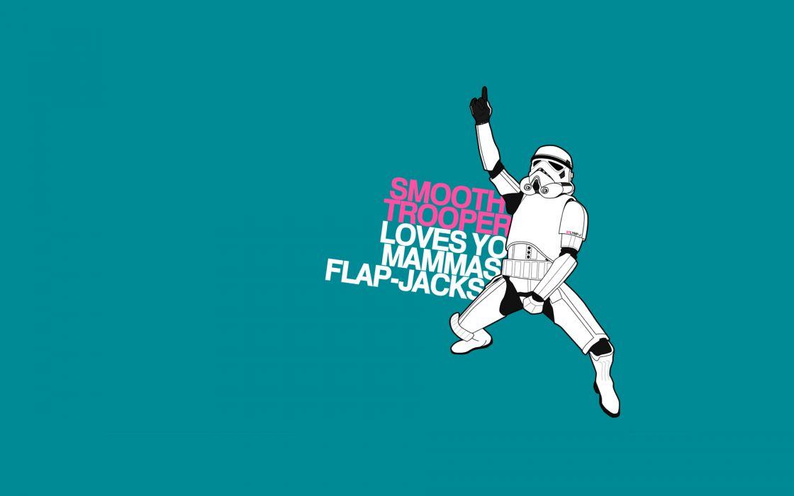 Star Wars stormtroopers smooth trooper simple background wallpaper