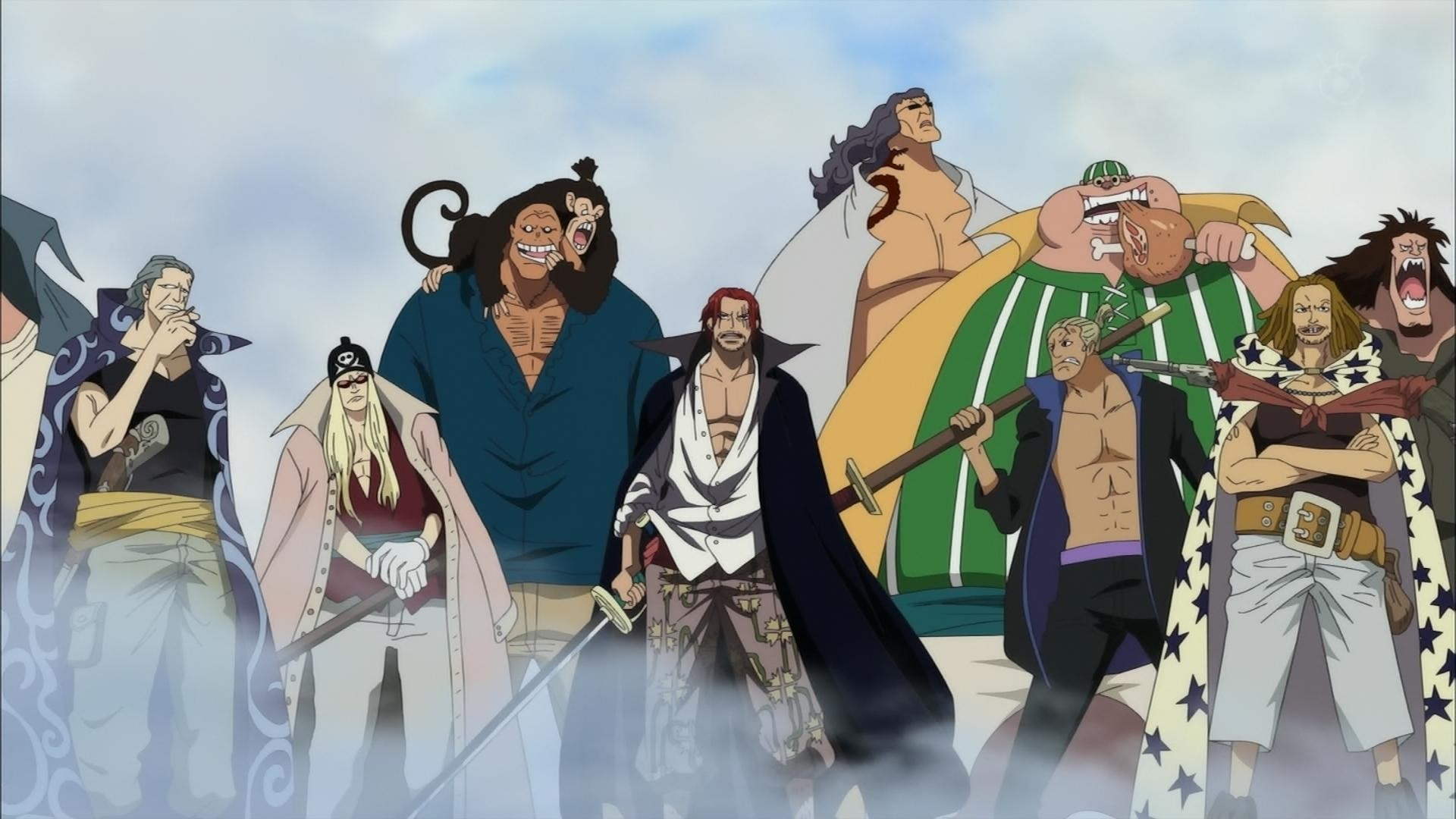 Download One Piece Shanks Wallpaper Gallery