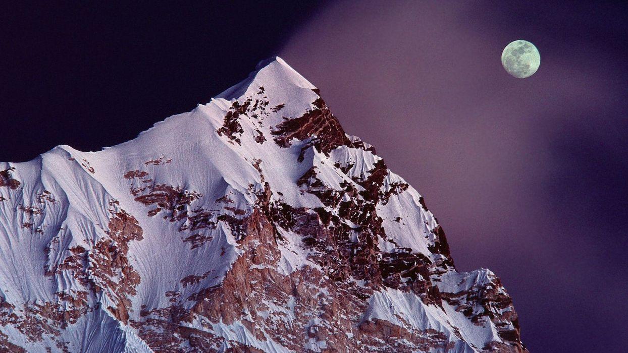 Nepal Mount wallpaper