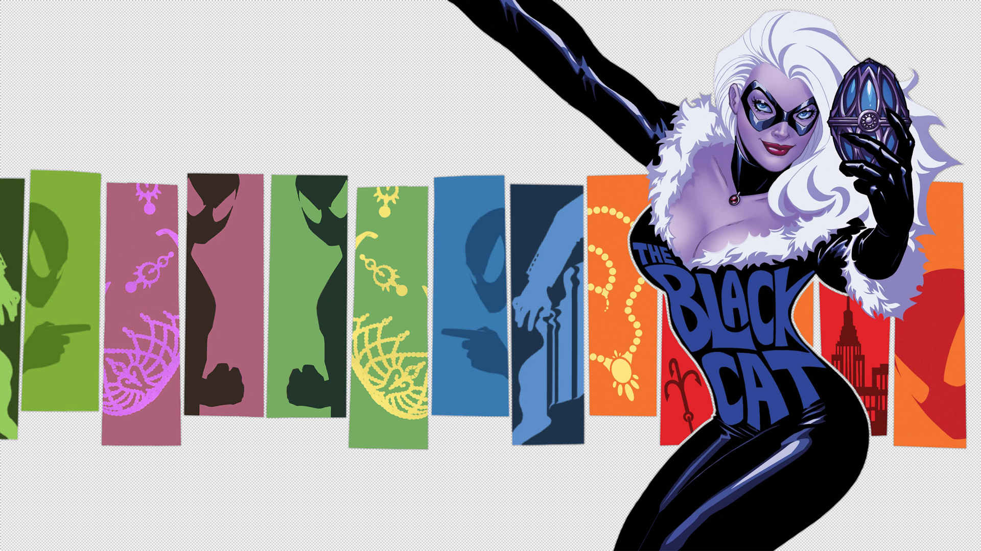 Black Cat Marvel wallpaper | 1920x1080 | 218887 | WallpaperUP