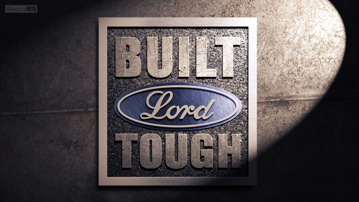 Ford Lord Logo Religion      f wallpaper