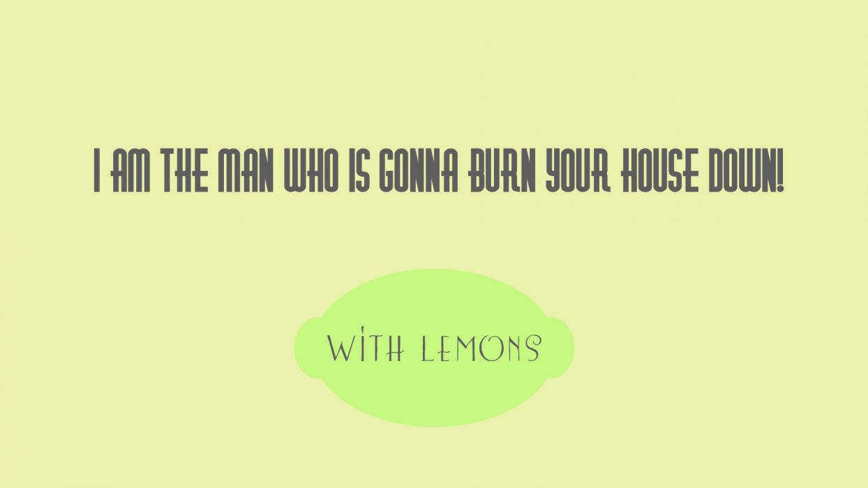 Portal Lemon wallpaper