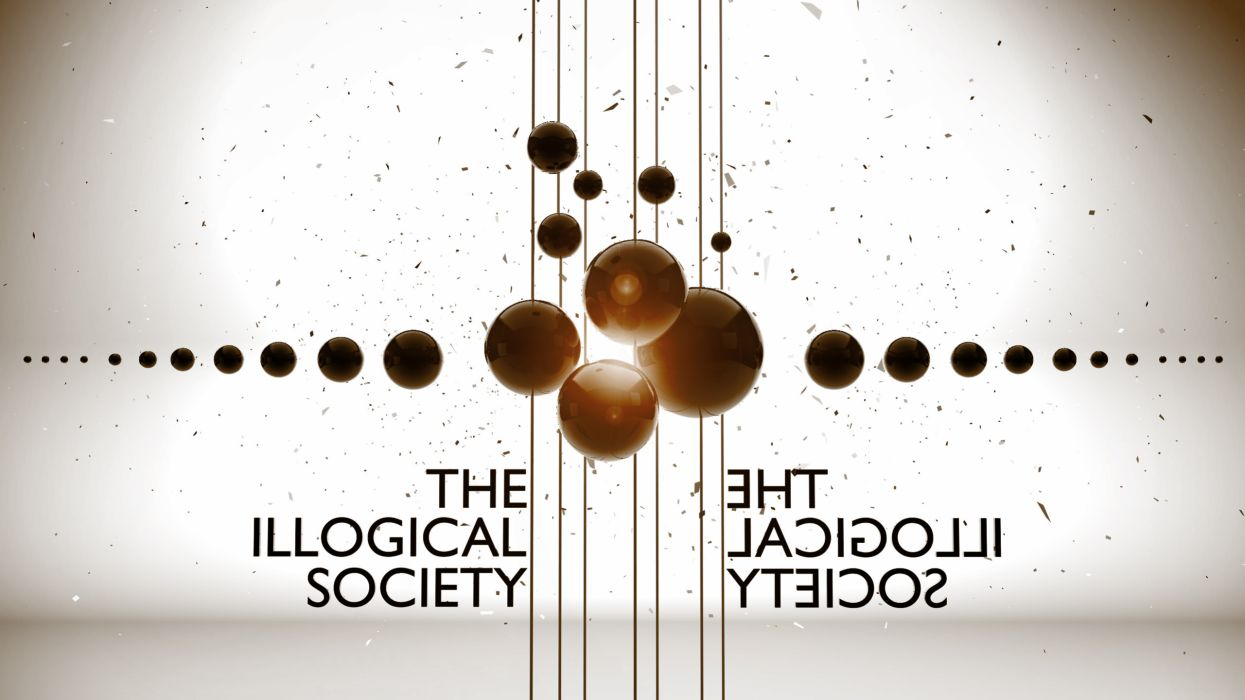 The Illogical Society Balls wallpaper