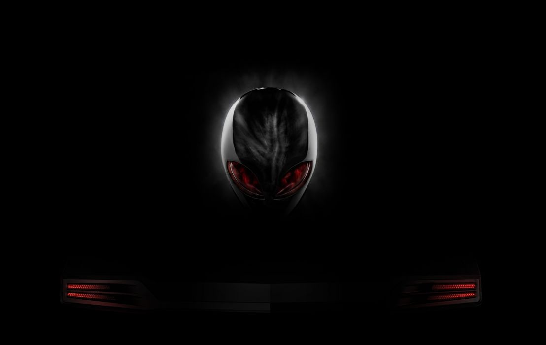 ALIENWARE computer alien (2) wallpaper