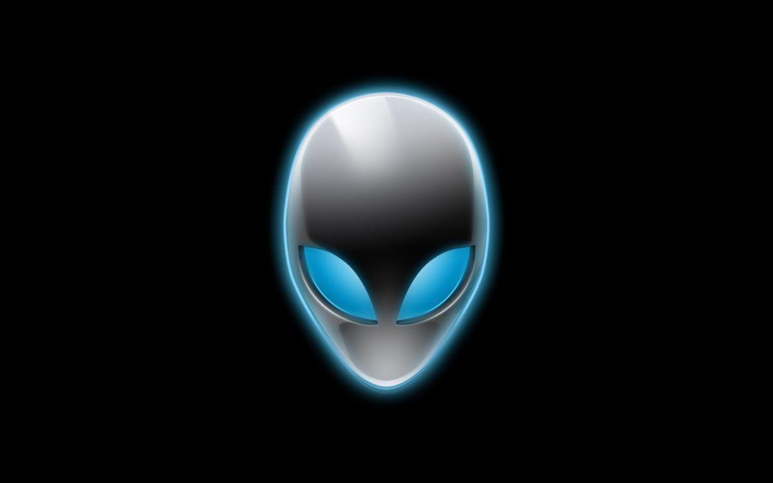 ALIENWARE computer alien (4) wallpaper