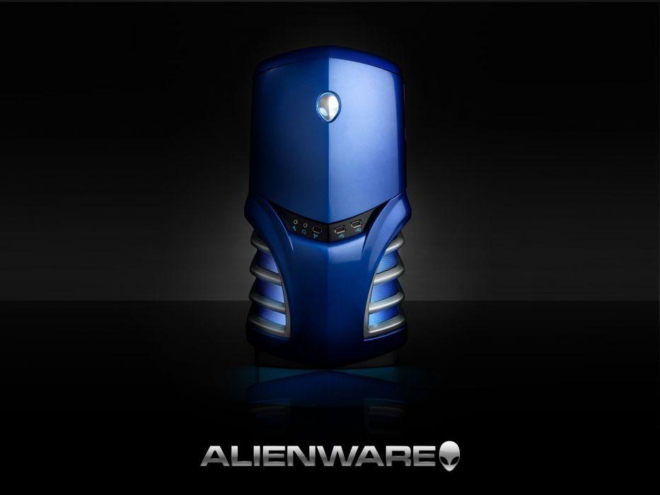 ALIENWARE computer alien (11) wallpaper