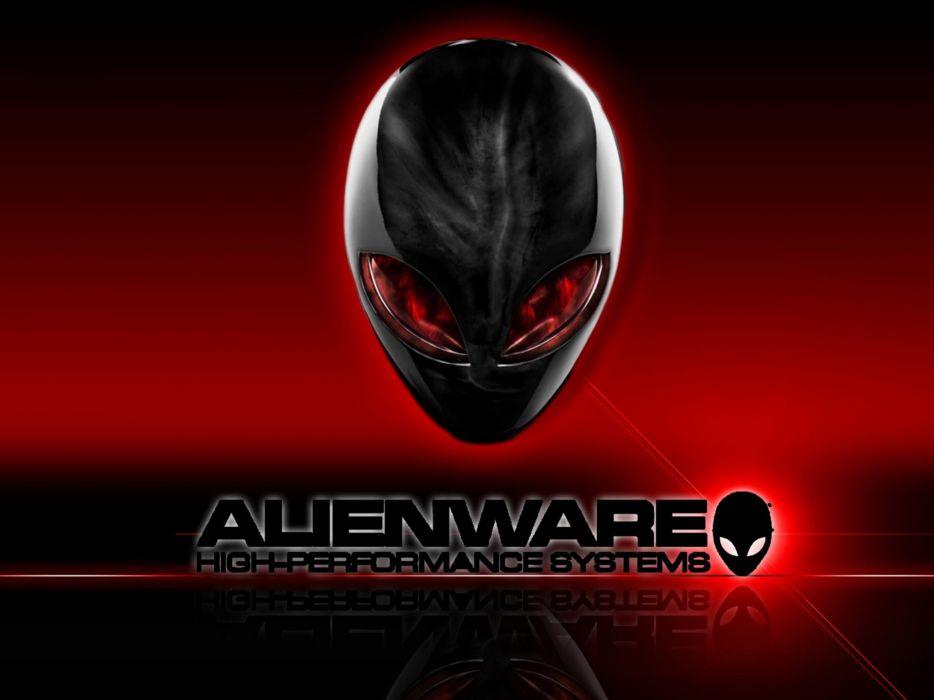 ALIENWARE computer alien (17) wallpaper