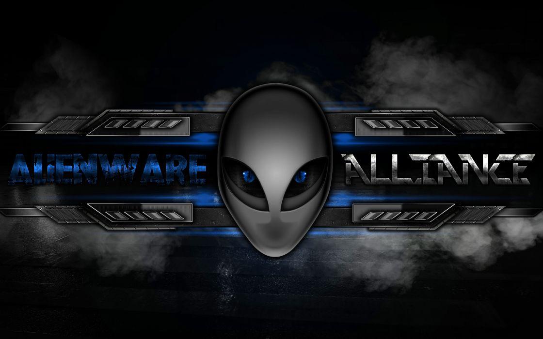 ALIENWARE computer alien (20) wallpaper