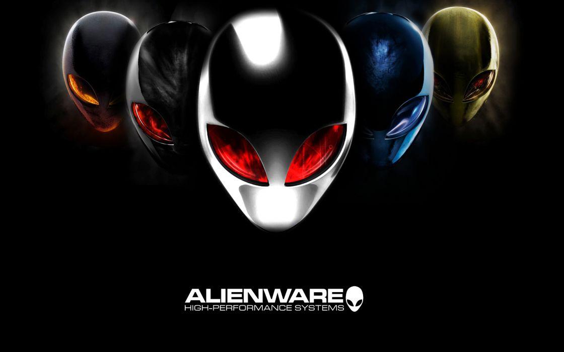 ALIENWARE computer alien (21) wallpaper