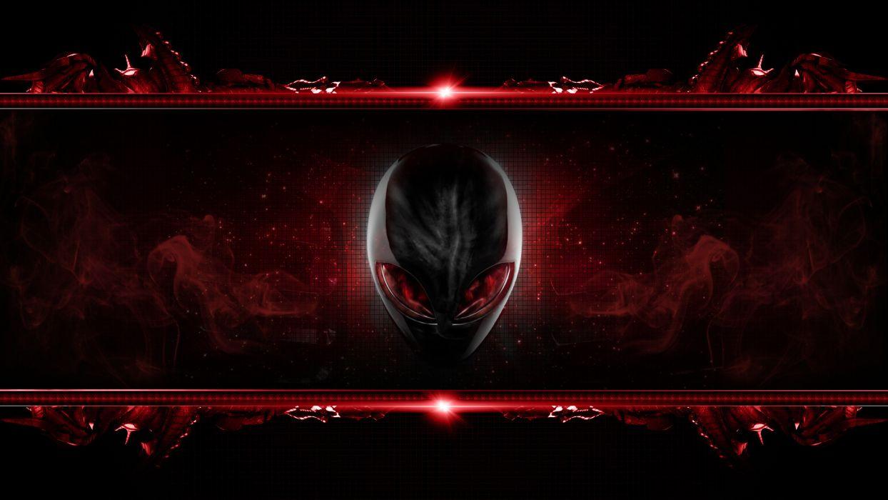 ALIENWARE computer alien (52) wallpaper