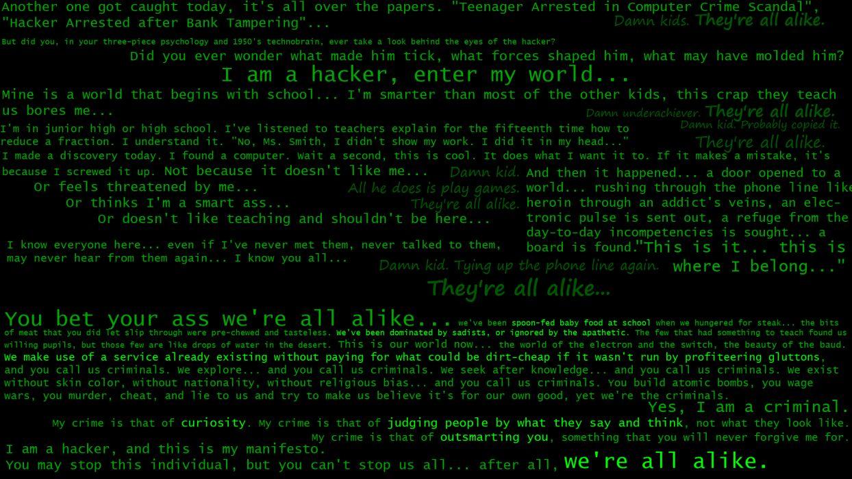 Hacker computer sadic dark anarchy (46) wallpaper