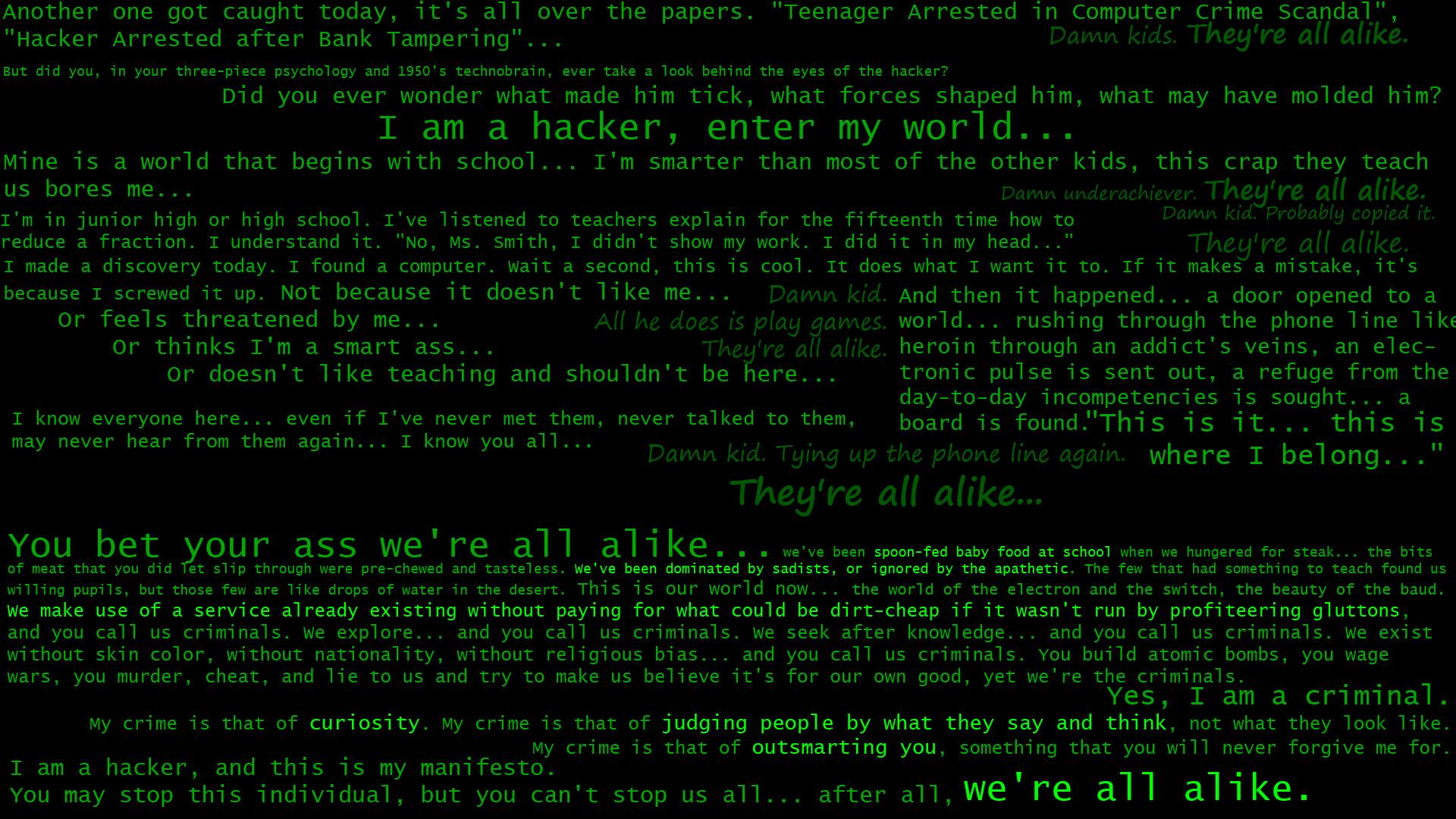 Hacker Computer Sadic Dark Anarchy 46 Wallpaper  1920x1080 219173 WallpaperUP