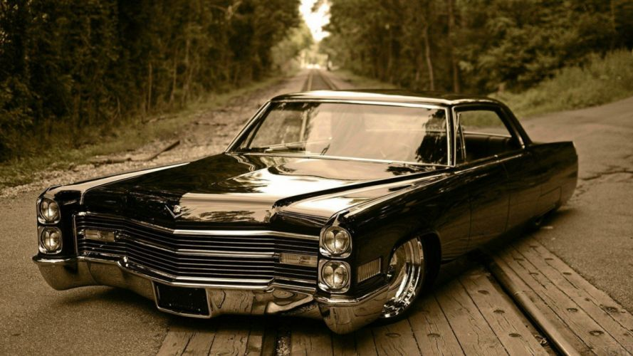 Cadillac DeVille wallpaper