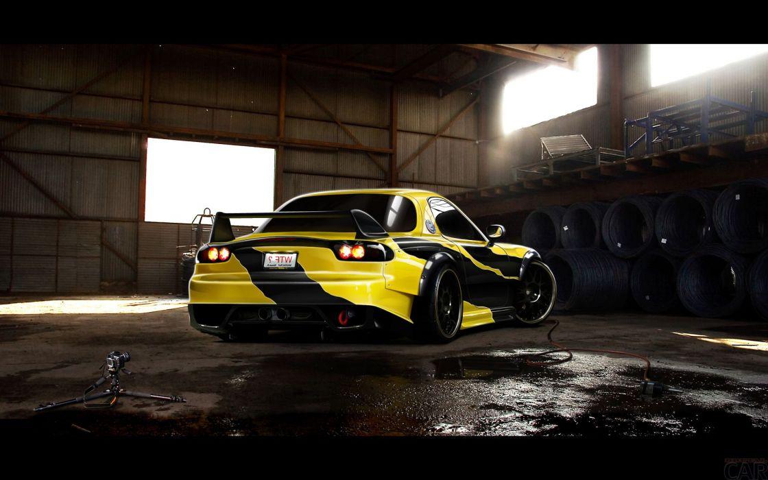 Mazda RX-7 GT wallpaper