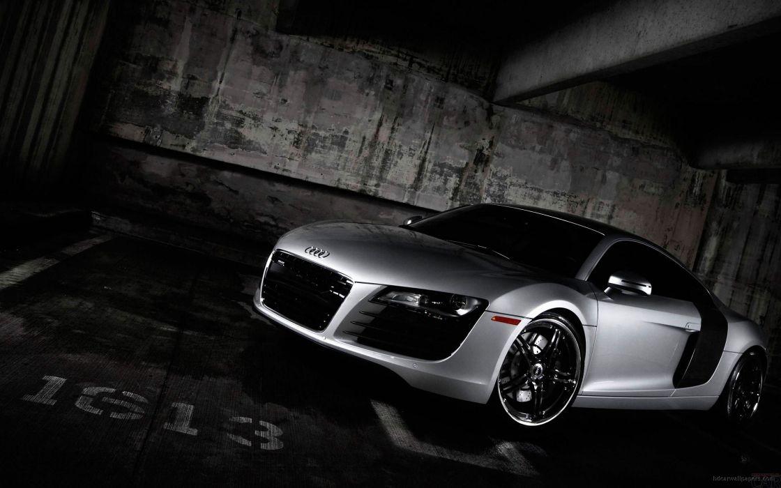 Audi R8 CoupA wallpaper