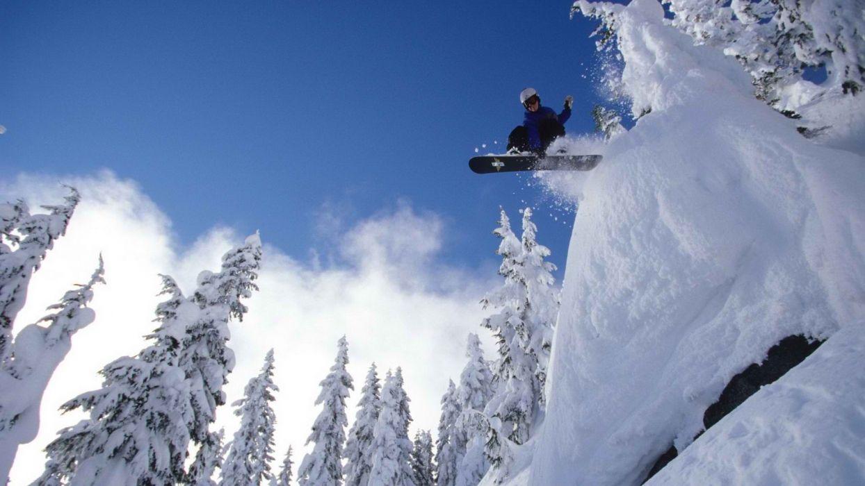 ski Washington wallpaper