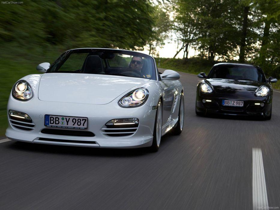 cars TechArt Porsche Boxster wallpaper