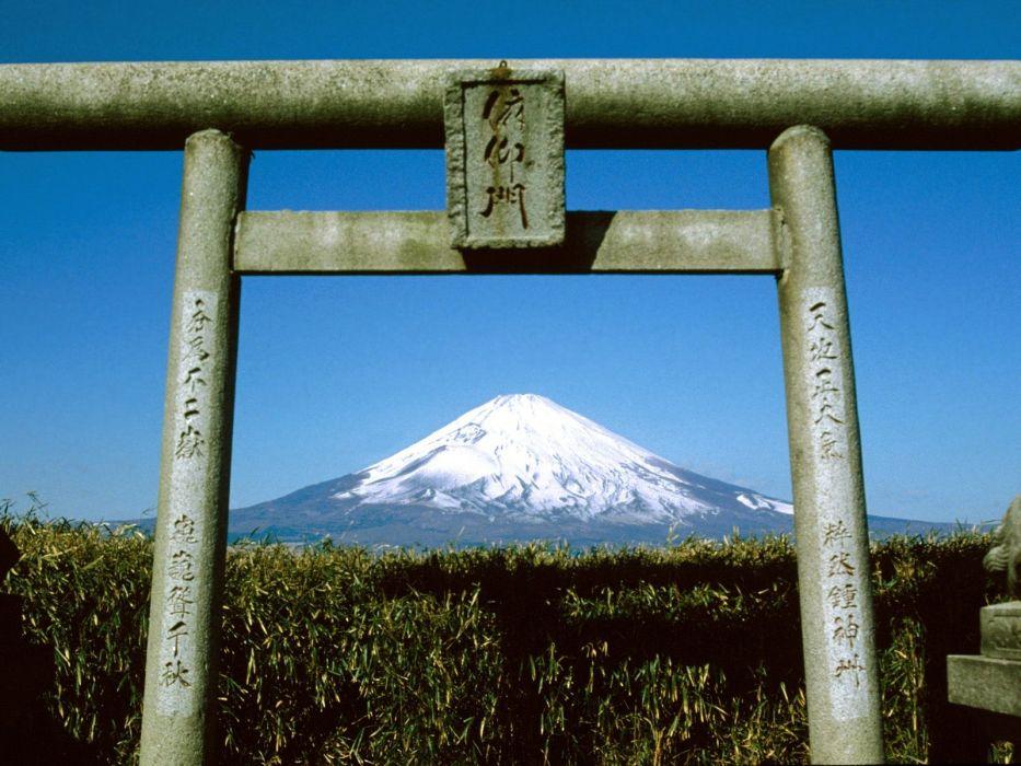 Japan Mount Fuji wallpaper