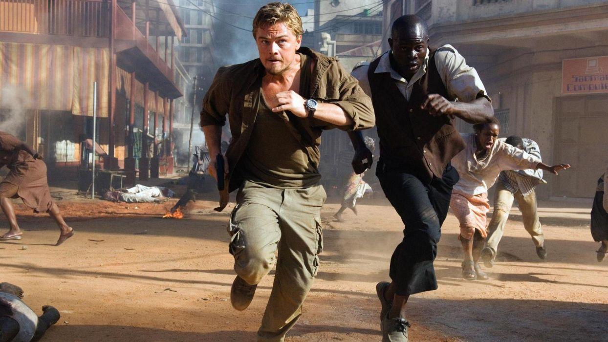movies Blood Diamond Leonardo DiCaprio wallpaper