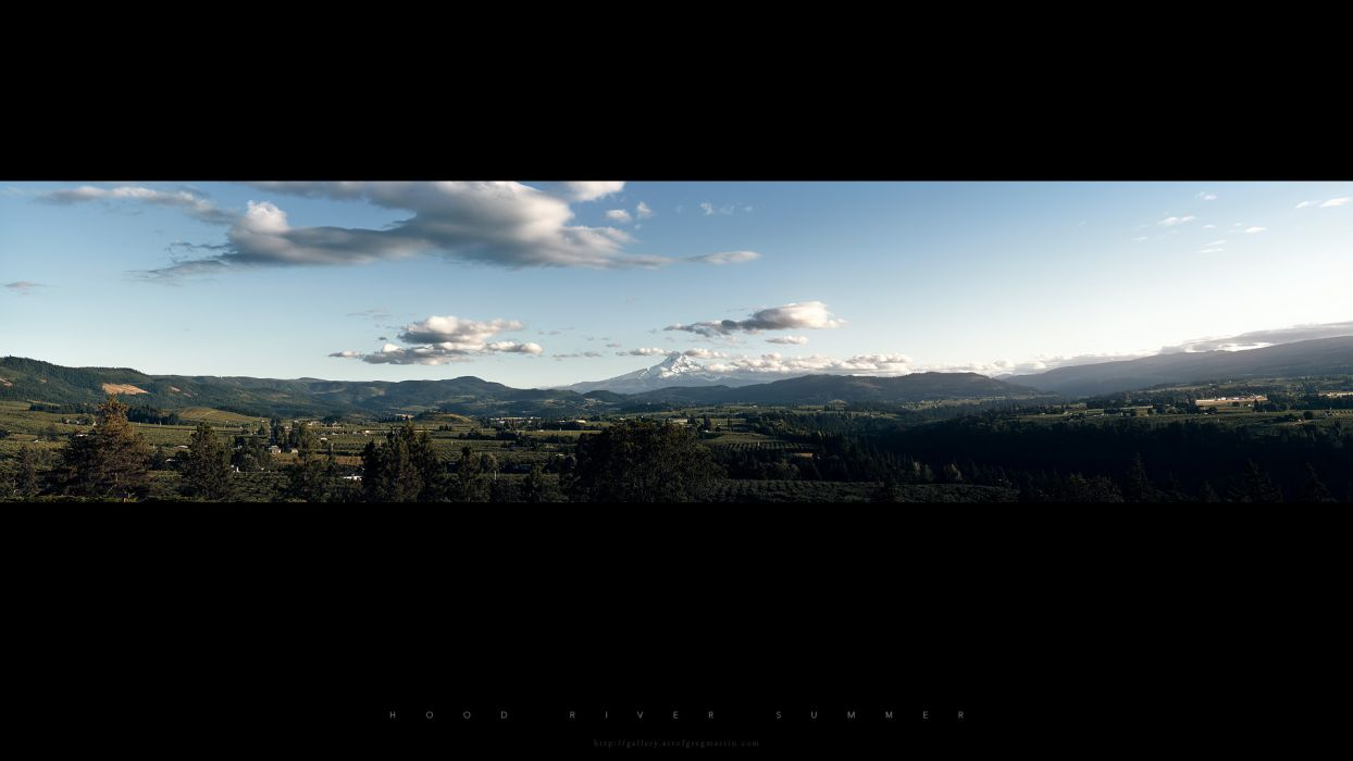 landscapes summer valleys panorama rivers wallpaper